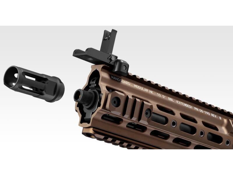 Tokyo Marui Tokyo Marui Next Generation Recoil Shock HK416 Delta Dark Bronze AEG
