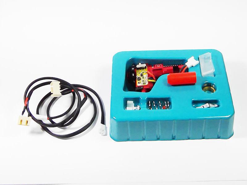 TE-PRO M4 CNC aluminum hop up unit with Tracer LED