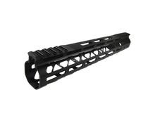 Castellan GT MOD Lite rail handguard, black