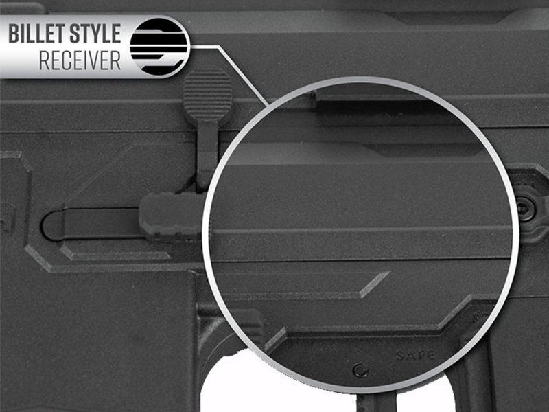 Valken Valken ASL Echo electric rifle, black