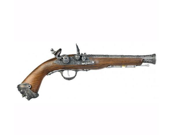 HFC 18th Century Flintlock Green Gas Airsoft Pistol