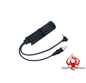 Airsoft Extreme Remote Dual Pressure Switch Switch (2 plug) for Flashlights and PEQ Laser Units