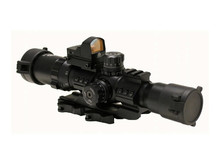 Trinity Force Trinity Force 1-4X28 Assault Scope w/ Micro Reddot