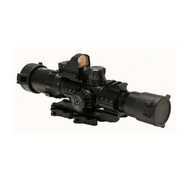 Trinity Force Trinity Force 1-4X28 Assault Scope w/ Micro Reddot