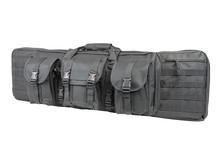 """NcStar NcStar 42"""" double rifle gun bag, urban gray"""