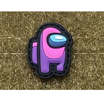 Tactical Outfitters Tactical Outfitters Little Spacemen PVC Cat Eye Morale Patch