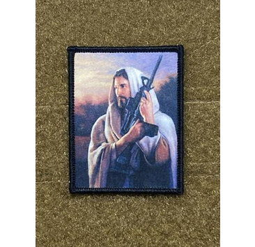 Tactical Outfitters Tactical Outfitters 2A Jesus Morale Patch