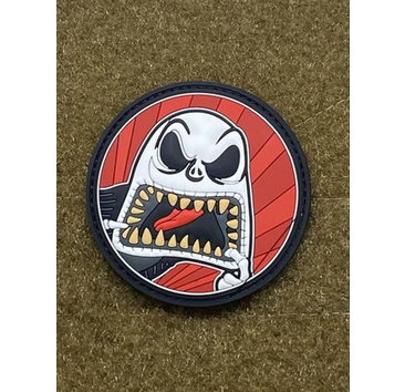 Tactical Outfitters Tactical Outfitters Scary Jack PVC Morale Patch