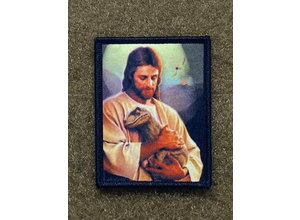 Tactical Outfitters Tactical Outfitters Jesus Cuddles Morale Patch