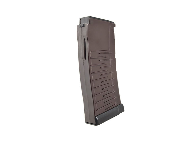 LCT Airsoft LCT VSS Vintorez/AS VAL 100 rnd magazine, brown