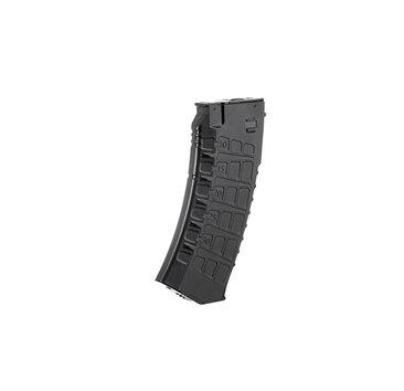 LCT Airsoft LCT AK12 450 rd high capacity magazine, black