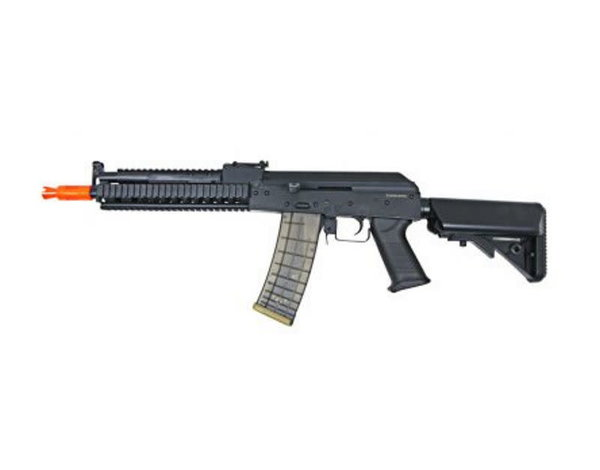 Golden Eagle Golden Eagle AK47 RIS Tactical with battery+charger, black