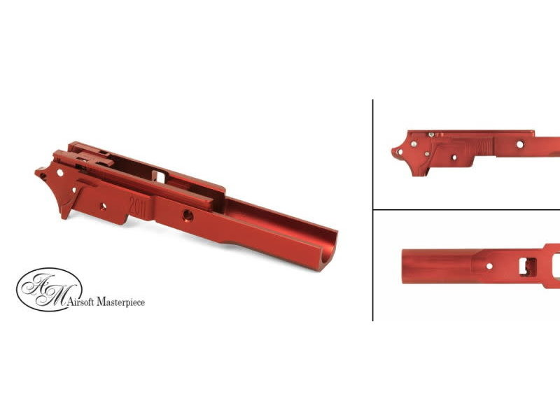 Airsoft Masterpiece Airsoft Masterpiece Aluminum Advanced Frame STI 2011 3.9