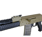 Golden Eagle Golden Eagle AK47 RIS Tactical with battery+charger, tan