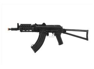LCT Airsoft LCT Airsoft AK74 Assault Rifle AEG with TX Railed Handguard Black