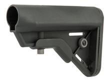 Airsoft Extreme M4 Polymer BR SOPMOD Stock Black