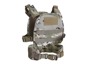 WoSport Wosport Kids Tactical Vest and Belt Small