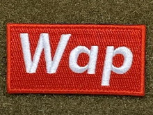 """Tactical Outfitters Tactical Outfitters """"WACK ASS PATCH"""" WAP Morale Patch"""