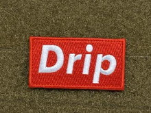Tactical Outfitters Tactical Outfitters Drip Morale Patch