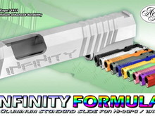 Airsoft Masterpiece AM Infinity Formula Ver.2 Slide for Hi Capa 5.1