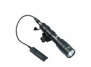 Airsoft Extreme M600DF 1300 Lumen Tactical Rifle Light Black