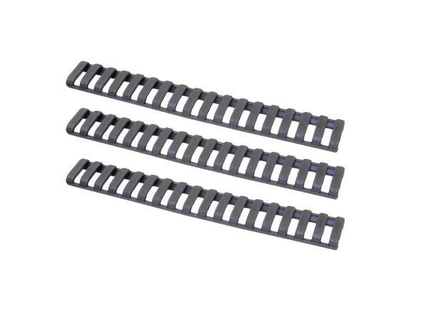 Ergo Ergo 25 slot ladder rail cover, 3 pack