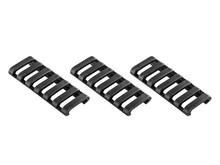 Ergo Ergo 7 slot ladder rail cover, 3 pack