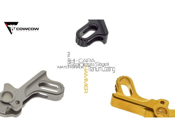 CowCow CowCow Match Grade Stainless Hammer for HI CAPA