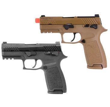 Sig Sauer SIG Sauer Proforce P320 M18 MHS Green Gas Blowback Pistol