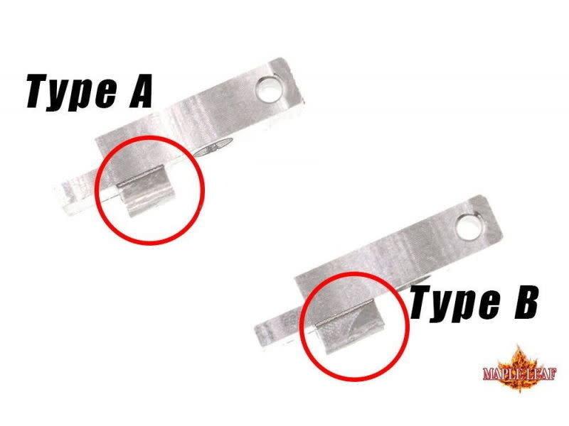 Maple Leaf Maple Leaf ARES Amoeba AS01 Hop Up Adjustment Lever