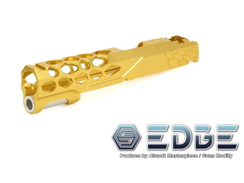 Airsoft Masterpiece Airsoft Masterpiece EDGE Custom SHIELD Standard 5.1 HI CAPA Slide