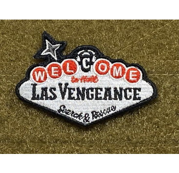 Tactical Outfitters Tactical Outfitters Las Vengeance Morale Patch