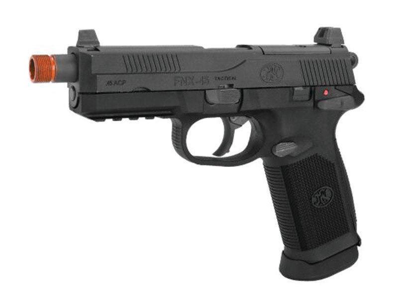 VFC FN Herstal FNX-45 Tactical Gas Blowback Pistol by Cybergun VFC
