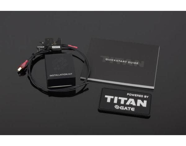 GATE GATE TITAN V2 Expert Blu Link Set