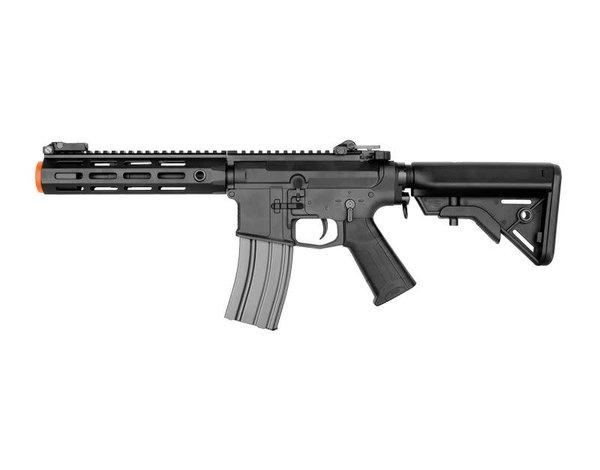 E&L Airsoft E&L AR MUR SBR M-LOK Custom Metal Rifle AEG Elite Black