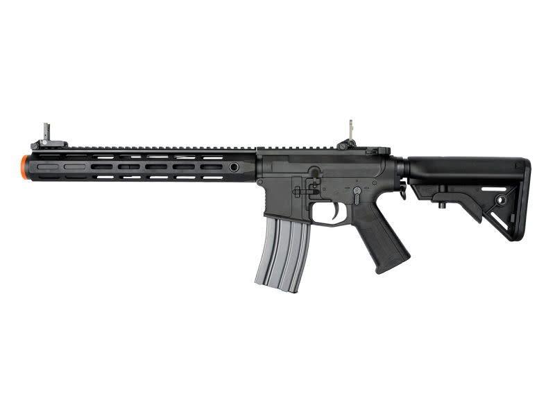 E&L Airsoft E&L AR MUR Carbine M-LOK Custom Metal Rifle AEG Elite Black