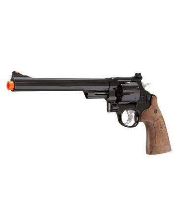 "Elite Force Umarex Elite Force Smith & Wesson Licensed S&W M29 8 3/8"" Metal Revolver Electroplated"