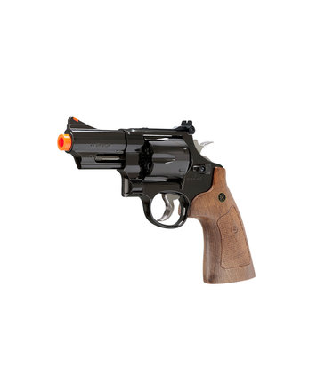 "Elite Force Umarex Elite Force Smith & Wesson Licensed S&W M29 3"" Metal Revolver Electroplated"