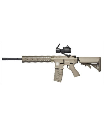 G&G G&G CM16 R8-L Tan with Red Dot