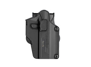 Amomax Amomax Multi-Fit Tactical Holster Right Hand Black