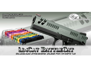Airsoft Masterpiece Airsoft Masterpiece LimCat BattleCat 4.3 HI CAPA Slide