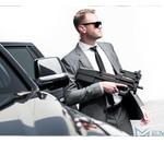 Krytac KRYTAC FN Herstal P90 Airsoft AEG Training Rifle Licensed by Cybergun, 400 FPS Version
