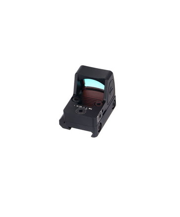 Airsoft Extreme AEX RMR Sight with Weaver Mount, Red Dot