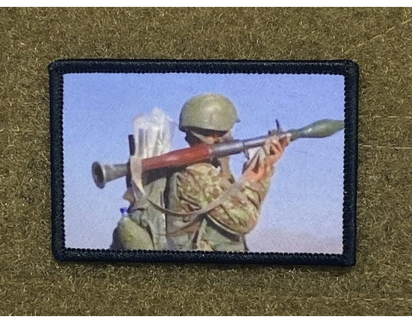 Tactical Outfitters Tactical Outfitters Jamsheed (RPG God) Morale Morale Patch