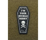 Tactical Outfitters Tactical Outfitters I'm Your Huckleberry PVC GITD Morale Patch