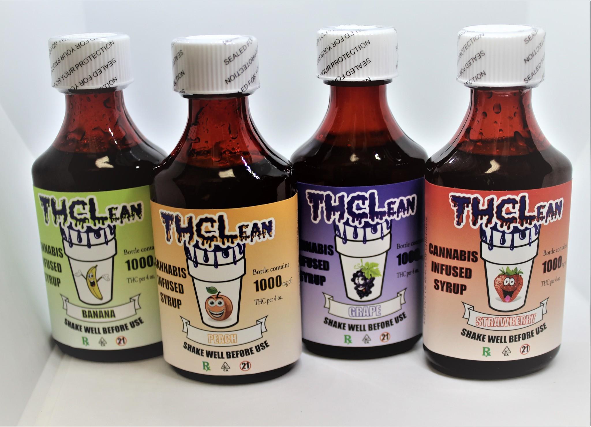 THcLean THcLean - Cherry - 1000mg