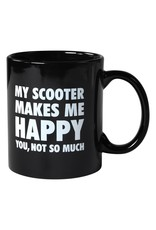 Genuine Genuine Scooters Coffee Cup