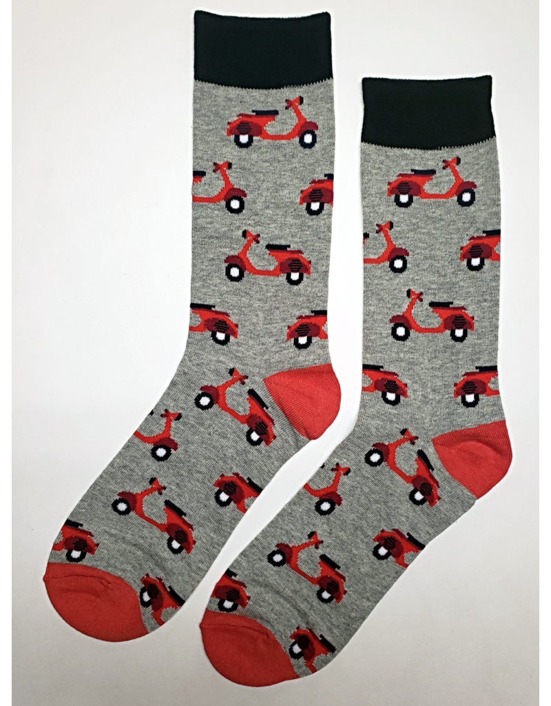 Vespa Portland Vespa Socks