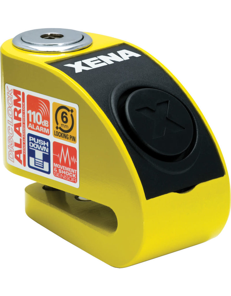 XENA Xena Disc Lock + Alarm