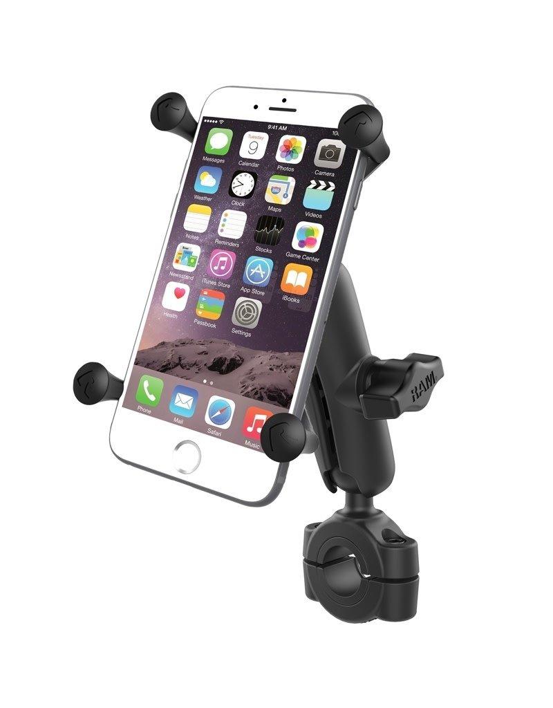 RAM Mounts RAM Mount Phone Holder - Complete Set for LARGE phones